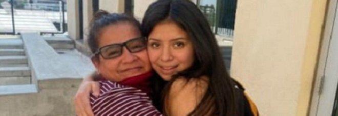 Rapita dal padre a cinque anni, madre e figlia si ritrovano dopo 14 anni grazie a un messaggio su Facebook