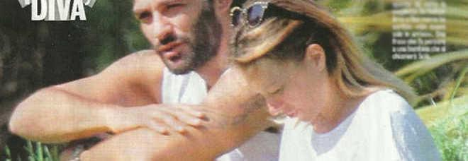 Francesco arca pap irene capuano con le prime forme da futura mamma foto - Le ragazze diva futura ...