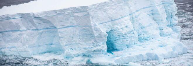 L'iceberg più grande del mondo si è sciolto: era grande come la Liguria
