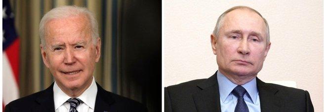 Biden: «Putin è un assassino, pagherà per le interferenze». Mosca: «Attacco a tutto il Paese». E richiama l'ambasciatore