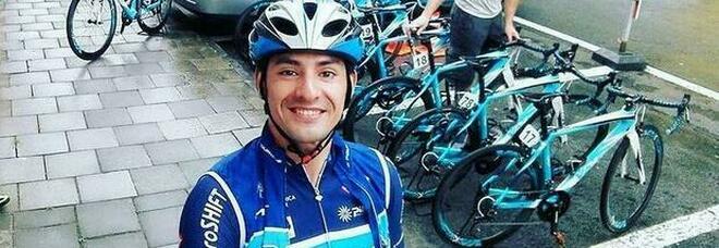 Cristopher Mansilla, il ciclista morto di Covid a 30 anni. L'ultimo messaggio: «Vediamo se mi sveglierò ancora una volta»