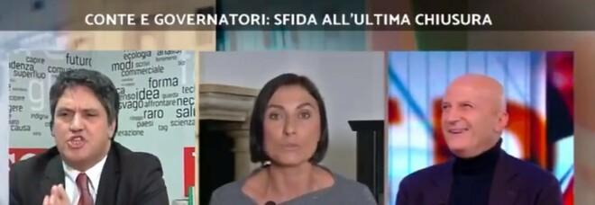 """Alessia Morani e l'epic fail sui """"banchi a rotelle per i ragazzoni delle superiori"""" a Stasera Italia"""