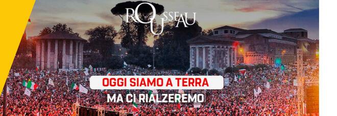 Rousseau dice addio al M5S: «Scelta dolorosa ma inevitabile». Troppi debiti, dipendenti in cig