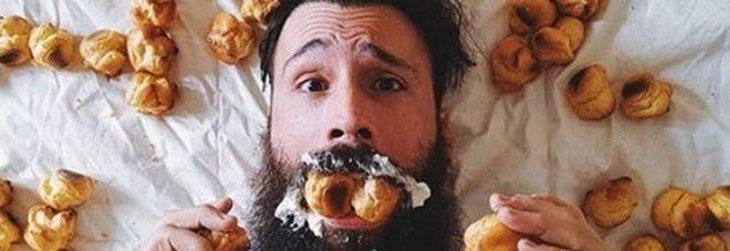 Fabrizio Politi è mruniquelife su Instagram: «Senza spunta blu, ma molto più reale»
