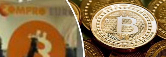 Il Bitcoin vola e in Italia arriva il primo negozio dove poterli acquistare