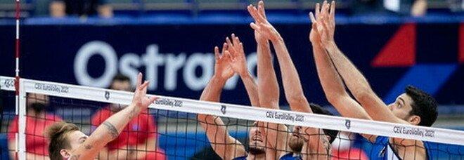 Europei pallavolo, l'Italia non si ferma più: 3-0 alla Germania e vola in semifinale