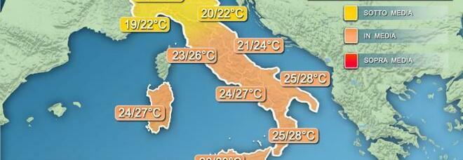 Meteo, l'autunno deve attendere ancora: a sorpresa tornano sole e caldo su tutta Italia