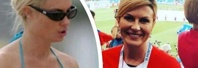 Kolinda La Presidente Della Croazia Il Bikini Esplosivo Fa Impazzire I Fan Ma