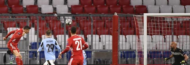 Bayern-Lazio 2-1: i biancocelesti salutano l'Europa. Testa al campionato per riconquistarla