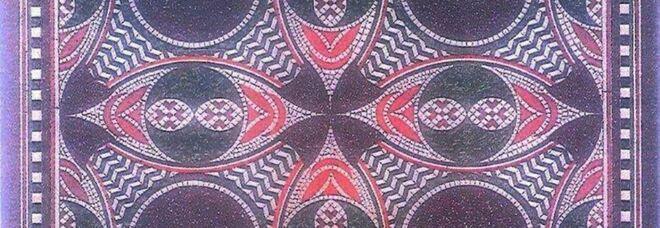Roma, ecco il mosaico rubato dalle navi di Caligola: era sulla Fifth avenue a New York