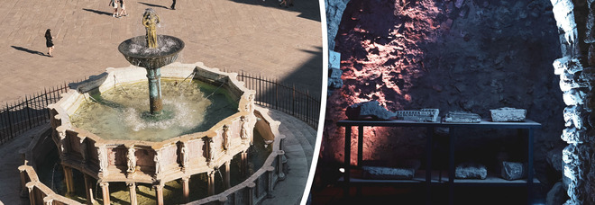 Perugia, riapre ai visitatori la città sotterranea: la discesa nella storia