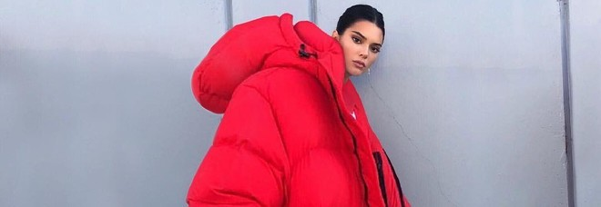 Kendall I La Ma Cappotto Il Social Extralarge Infiamma Jenner SvrHXqS
