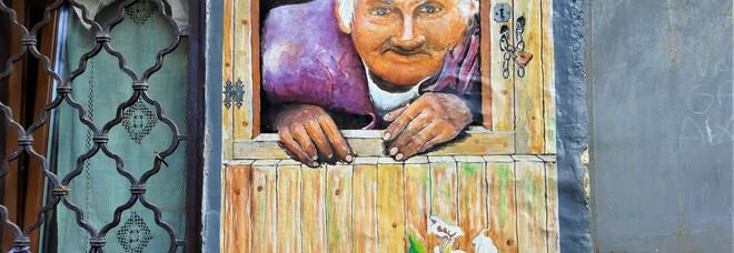 A spasso per Rocca di Papa, il borgo dei murales tutto da scoprire