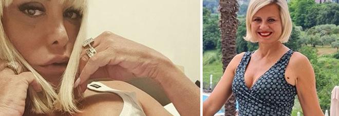 Antonella Elia e l'attacco a Vera Gemma per la foto hot sui social: «Non è troppo? Stai diventando...»
