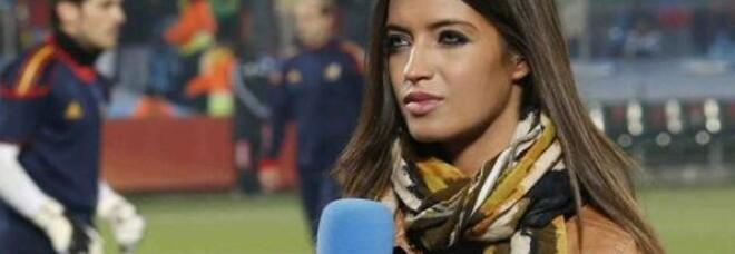 Sara Carbonero, la giornalista di nuovo ricoverata per una recidiva del tumore alle ovaie