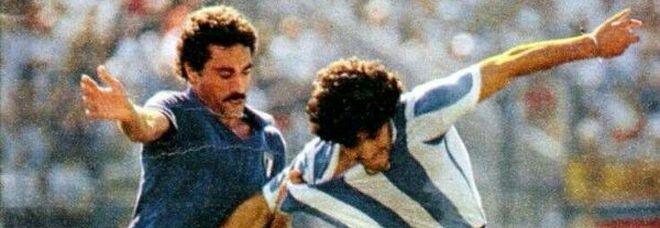 Maradona, Gentile va controcorrente: «Mi accusò di averlo picchiato, ma non era vero. Non accettò la sconfitta»