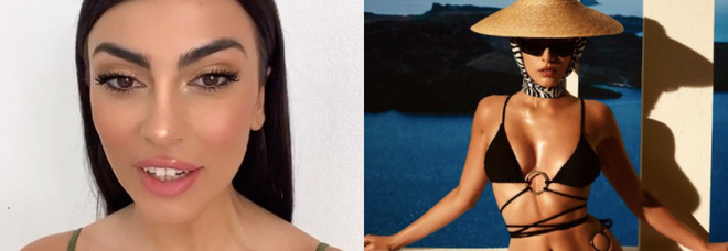 Giulia Salemi debutta nella moda con una sua linea, sito in tilt: «Siete impazzite come me»