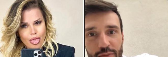 Grande Fratello Vip, Carlotta Dell'Isola contro Andrea Zenga: «Predica bene e razzola male. Finto come pochi»
