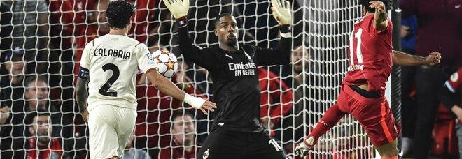 Liverpool-Milan, le pagelle dei rossoneri
