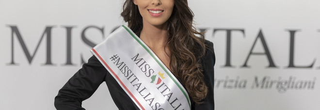 Miss Italia Social 2019: la fascia alla calabrese Myriam Melluso