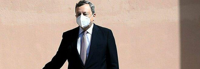 Draghi: «Tra pochi giorni la riforma della giustizia in consiglio dei ministri»