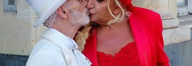 Massimo e Gino oggi il sì dopo 42 anni di convivenza: sono i fondatori dell'Arcigay