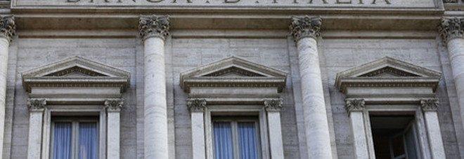 Bankitalia: debito 2020 salito a 2.569,3 miliardi