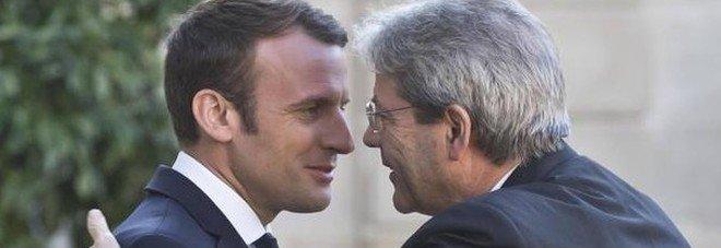 """Italia-Francia, rotta di collisione: stop a Fincantieri, schiaffo di Parigi Macron: """"Stx passa allo Stato"""""""