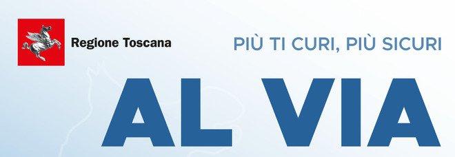Toscana, da domani prenotazioni per la fascia 65-69 anni: come funziona il portale
