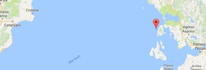 """Forte terremoto nella notte a Lefkada, in Grecia. """"Avvertito anche in Puglia"""""""