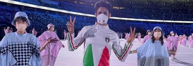 «Ciao mamma, ciao papà... guardate, sono alle Olimpiadi», le emozioni di Martina Caramignoli