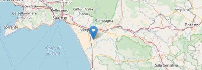 Forte scossa avvertita in Campania: paura tra gli abitanti