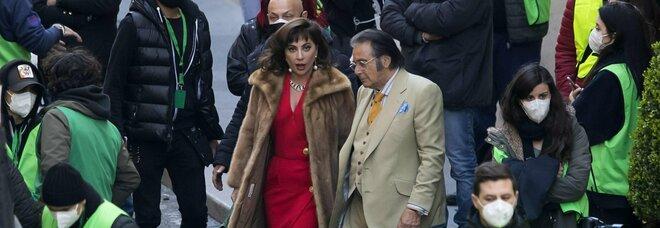 Via Condotti, al via il set di House of Gucci: ciak per Al Pacino e Lady Gaga