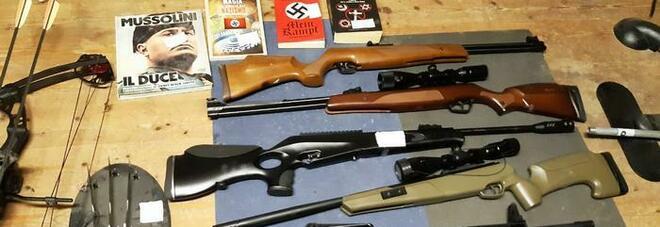 """Ecco """"Miss Hitler"""" e il suo gruppo di neo nazisti: progettavano azioni violente, aggressioni razziste e bombe contro la Nato"""