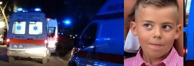 arte squisita bambino immagini ufficiali Cagliari, muore in auto col nonno: il bambino era senza ...