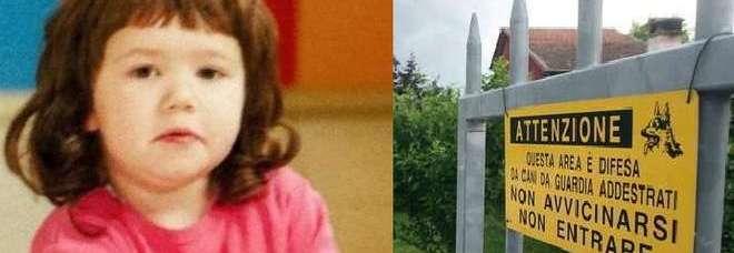 online store f4224 edd3f Bimba uccisa dal cane, le maestre: Non c'è più Astrid, il ...