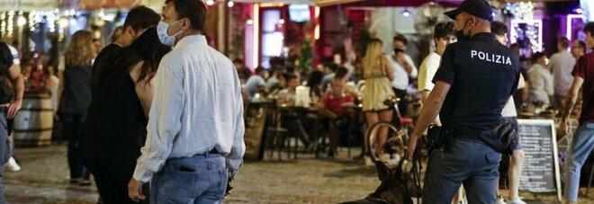 Roma, più controlli nella zona della Movida e agenti in borghese contro lo spaccio