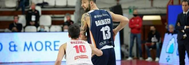Basket, Roma senza serie A. Può rinascere la Virtus?