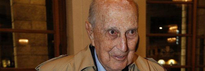 Gaetano Rebecchini morto a 95 anni: fu tra i fondatori di Alleanza Nazionale