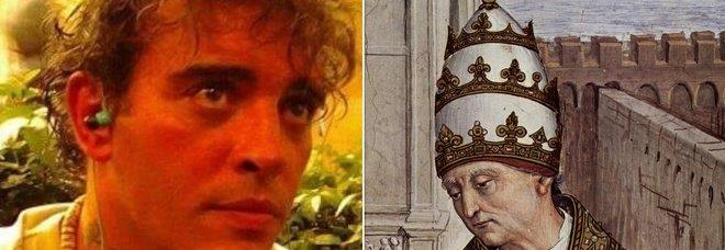 Ruba la pistola al padre e va in giro armato nel centro di Roma, arrestato. È un discendente di papa Pio II