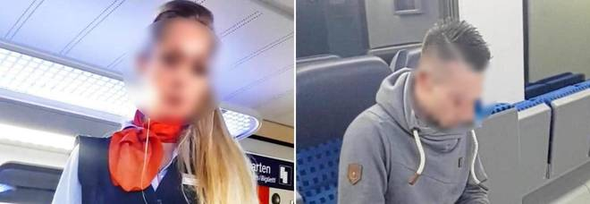 Girava video porno con i passeggeri dei treni, controllore donna licenziata