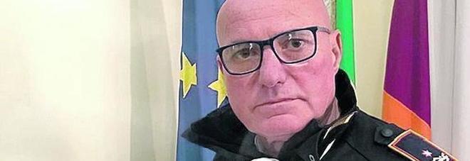 Di Maggio va in pensione, i vigili perdono il comandante più amato