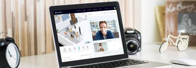 Dagli uffici virtuali alle fiere online: come il 3D rivoluziona il mercato del lavoro da remoto