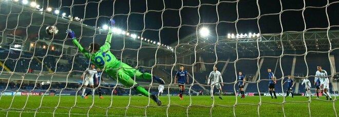 """Le pagelle di Atalanta-Real Madrid: Toloi uomo ovunque, blancos """"salvati"""" da Mendy"""