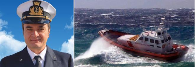 Aurelio Visalli, il sottoufficiale della Guardia Costiera morto per salvare due ragazzi. Il cognato: «Punti oscuri, poteva essere salvato»