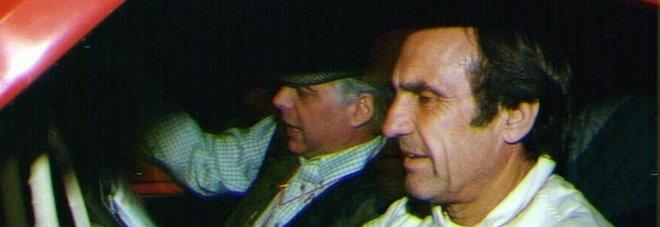 Carlos Reutemann, l'ex pilota Ferrari ricoverato: ha una grave emorragia interna