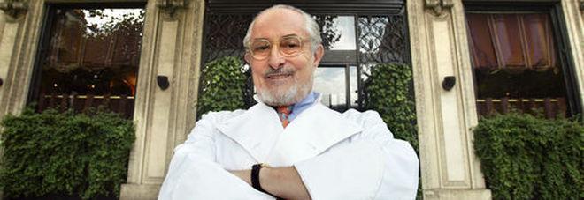 Morto lo chef Alain Senderens, nel 2005 rinunciò a tre stelle Michelin