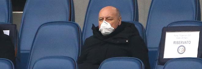 Marotta sulla cessione del club: «Suning valuta le opportunità nell'interesse dell'Inter»