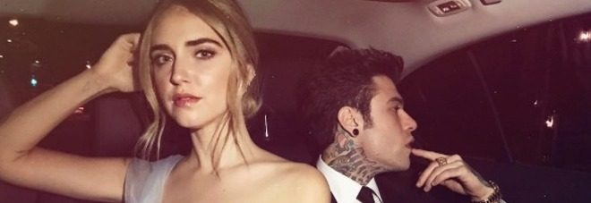 Chiara Ferragni come Cenerentola, al party del Golden Globes