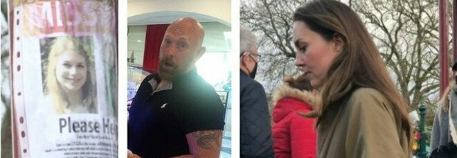 Kate Middleton rende omaggio a Sarah Everard, la 33enne trovata morta nel bosco